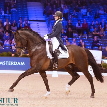 Valdez schittert op Jumping Amsterdam